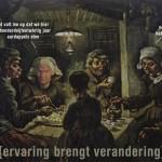 'Ervaring brengt verandering' zomerkaart 2012