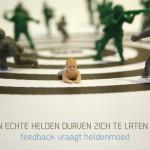 zomerkaart over feedback geven