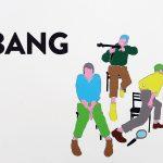 'Bang' Zomerkaart 2017 voorzijde